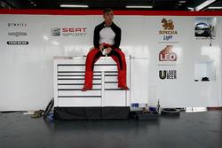 Daniel Lloyd, Lukoil Craft-Bamboo Racing, SEAT Leon TCR