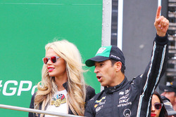 Le second Helio Castroneves, Team Penske Chevrolet