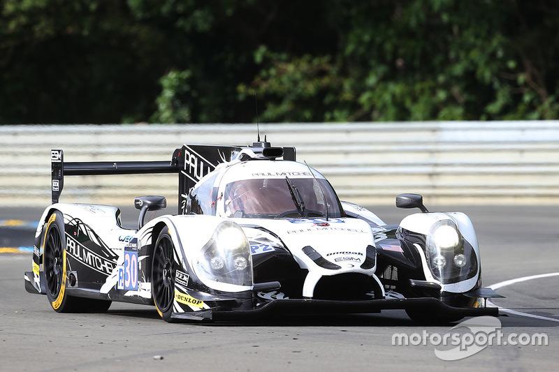 16e: #30 Extreme Speed Motorsports Ligier JS P2 Nissan: Scott Sharp, Ed Brown, Johannes van Overbeek