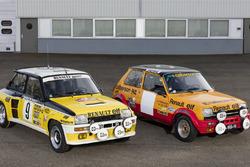 Renault 5 Maxi Turbo e Renualt 5 Alpine Gruppo 2