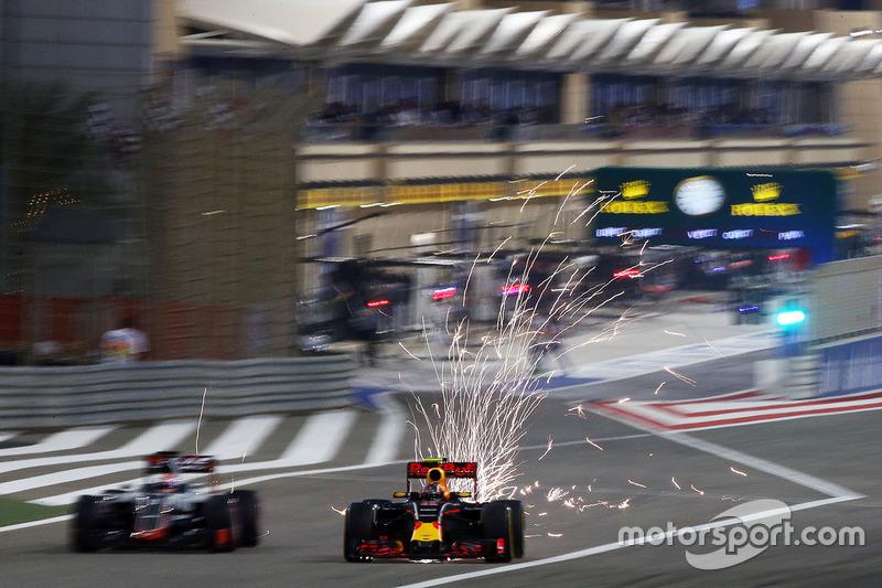 F1, Sakhir 2016: Daniil Kvyat, Red Bull RB12