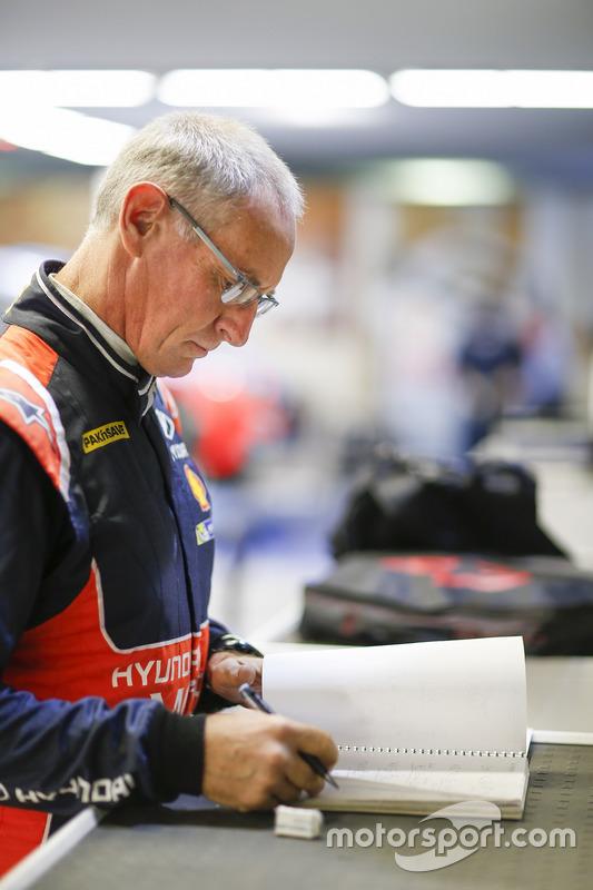 جون كينارد، هيونداي آي20 دبليو آر سي، هيونداي موتورسبورت