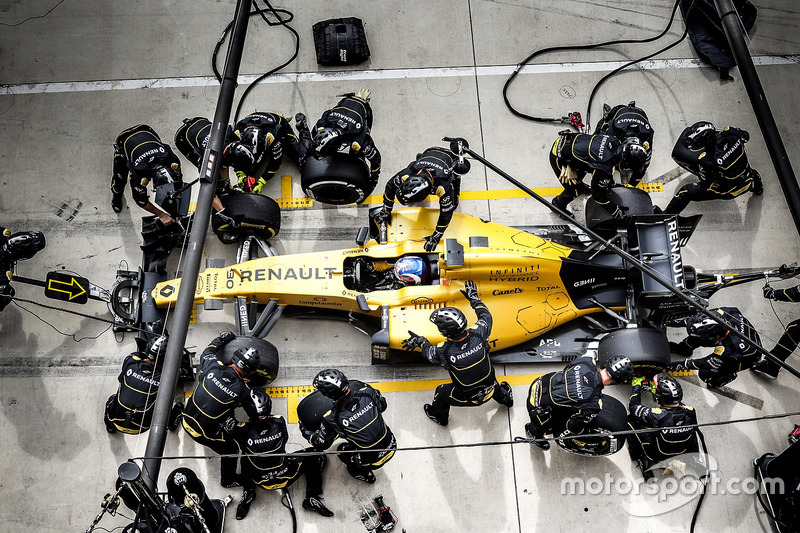 #2: Boxenstopp bei Renault