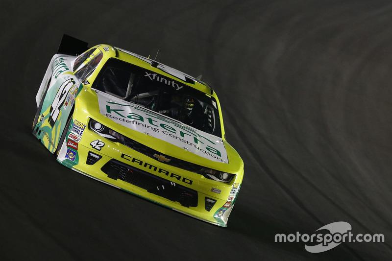 Justin Marks, Chip Ganassi Racing, Chevrolet