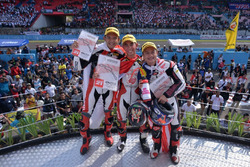 Podium Race 2 SuperSports 600cc