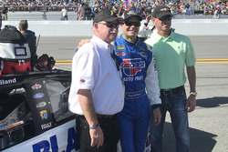 David Gilliland with guests