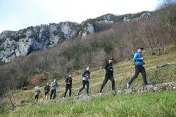 Joel Eriksson, Bruno Spengler, Marco Wittmann, Philipp Eng ve Augusto Farfus, Hiking