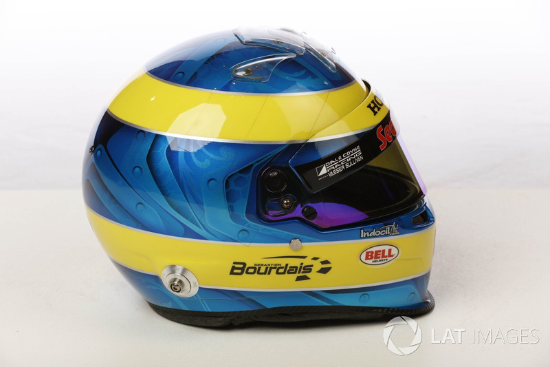 #18: Sébastien Bourdais, Dale Coyne Racing with Vasser-Sullivan, Honda