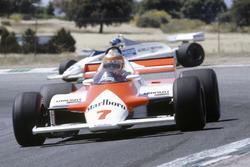 John Watson, McLaren MP4/1-Ford Cosworth