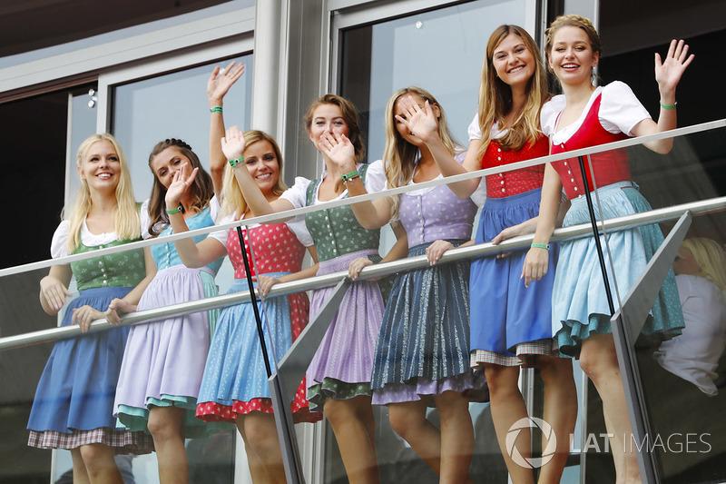 Mujeres austriacas