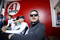 #29 Montaplast by Land-Motorsport Audi R8 LMS GT3: Christopher Mies