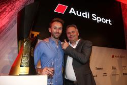 Рене Раст, Audi Sport Team Rosberg, та його батько