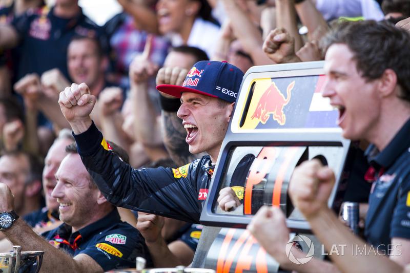 2016: Max Verstappen van Toro Rosso naar Red Bull Racing (promotie)