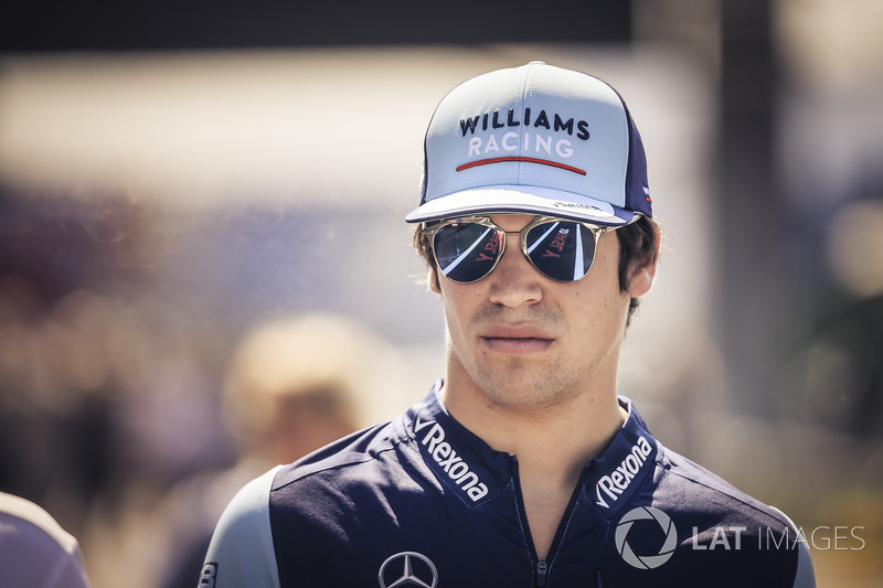 Lance Stroll, Williams