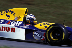 Alain Prost, Williams Renault FW15C