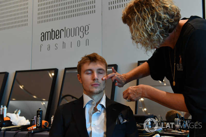 Sergey Sirotkin, Williams in make up