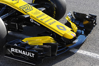 Renault Sport F1 Team RS18 front wing detail