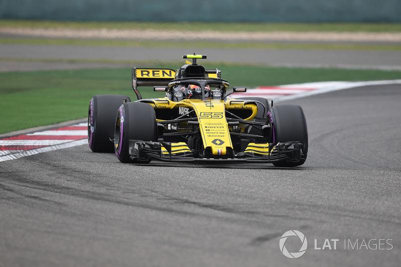 10 місце — Карлос Сайнс, Renault — 47