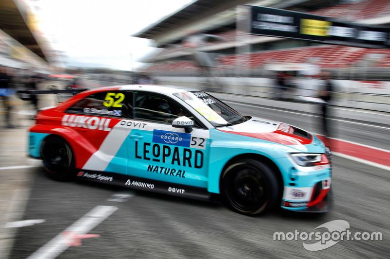 Гордон Шедден, Audi RS3 LMS TCR, Audi Sport Leopard Lukoil Team