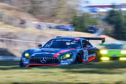 #47 Mercedes-AMG Team HTP Mercedes-AMG GT3: Edoardo Mortara, Renger Van Der Zande, Dominik Baumann