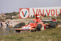 Niki Lauda, Ferrari 312B3