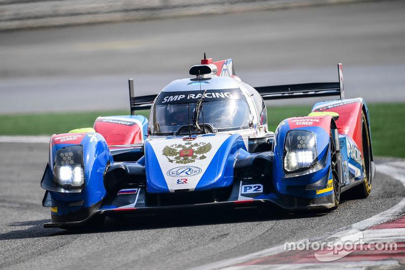 17. #37 SMP Racing BR01 Nissan: Віталій Петров, Віктор Шайтар, Кирило Ладигін