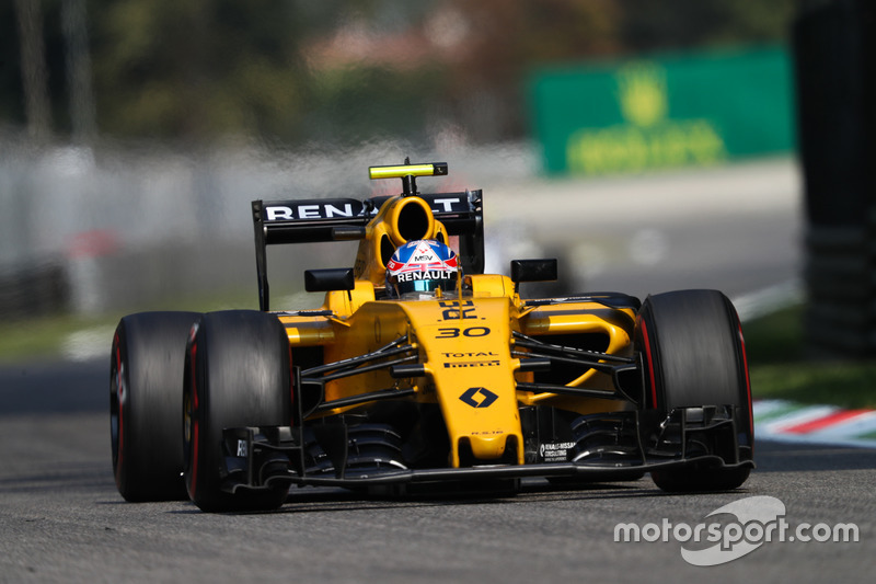 20. Jolyon Palmer, Renault Sport F1 Team RS16