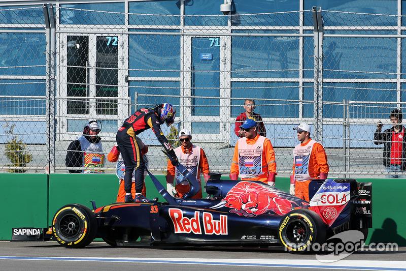La última de Verstappen antes de llegar a Red Bull