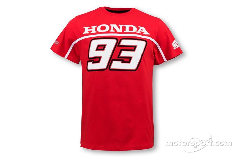 T-shirt Honda - Marc Marquez 2016