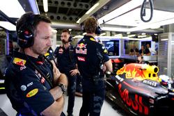Кристиан Хорнер, руководитель Red Bull Racing Team