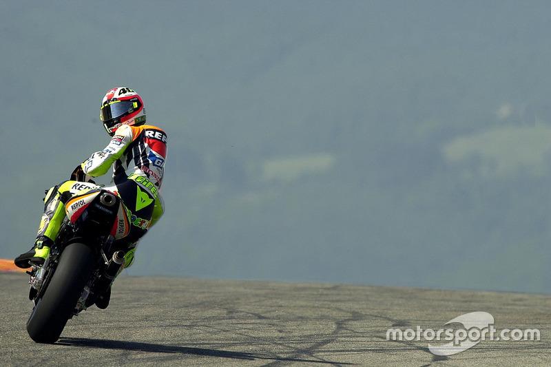 #17 MotoGP Italia 2002