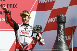 Podium: 3. Hiroki Ono, Honda Team Asia