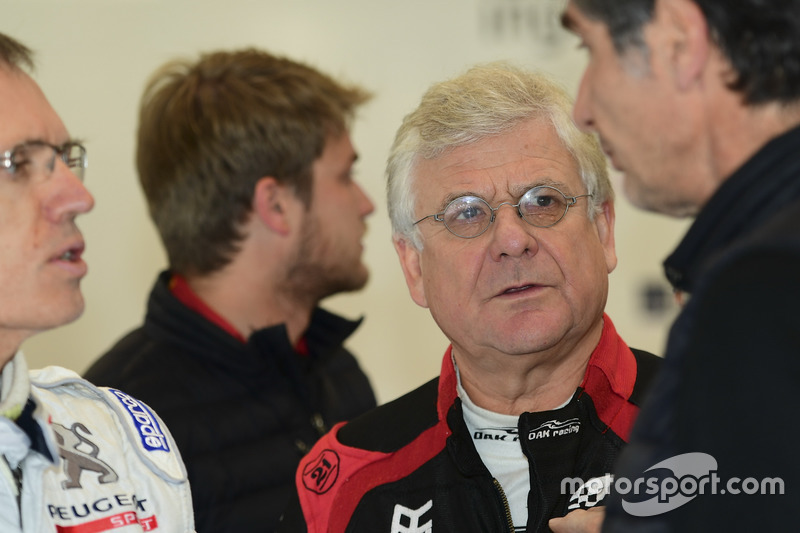 #24 Oak Racing, Ligier JSP3 - Nissan: Jacques Nicolet