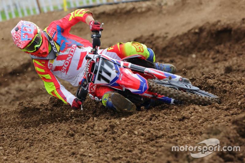 Evgeny Bobryshev, Honda HRC
