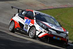 #326 TOYOTA GAZOO Racing トヨタC-HRレーシング