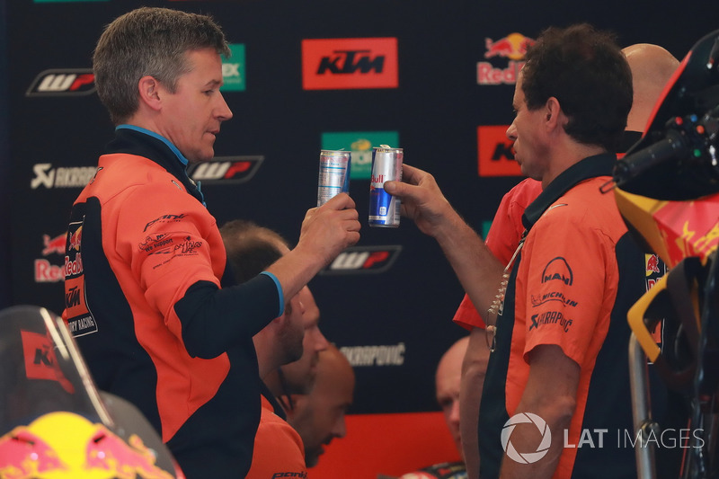 Membre de Red Bull KTM Factory Racing