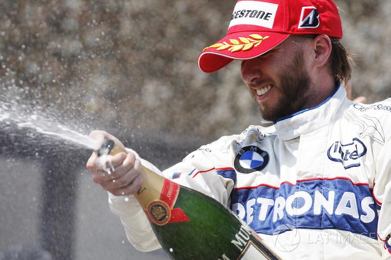 Nick Heidfeld in der Formel 1
