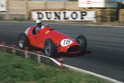 Maurice Trintignant, Ferrari 625