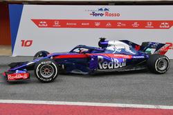 The new Scuderia Toro Rosso STR13