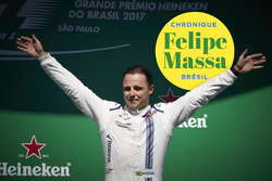 La chronique de Felipe Massa, Brésil