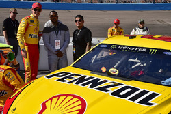 Joey Logano, Team Penske Ford meet and greet