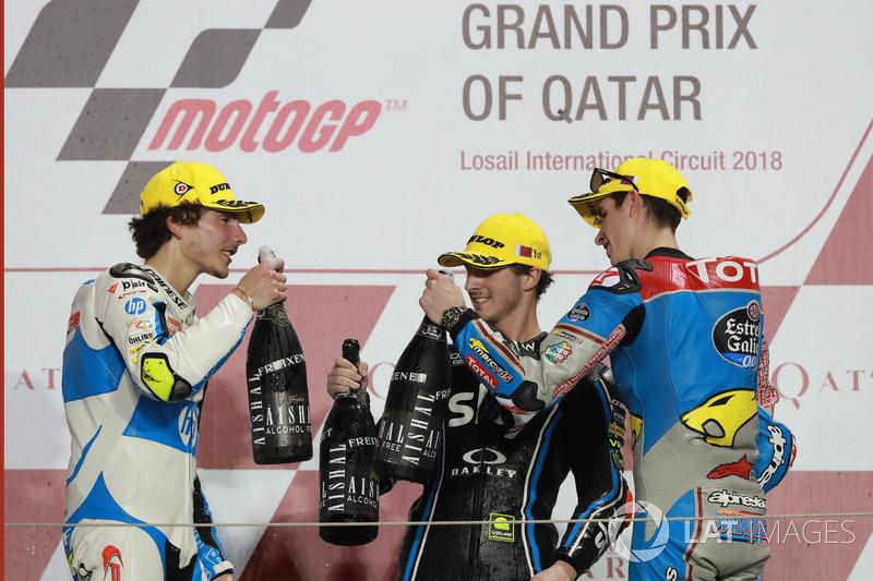 GP de Qatar 2018