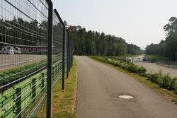 El viejo circuito de Hockenheim
