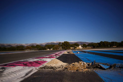 Travaux sur le Circuit Paul Ricard