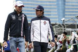 Esteban Ocon, Force India F1 ve Lance Stroll, Williams