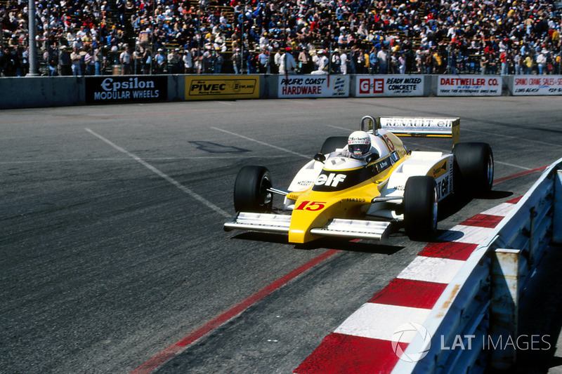 1981 : Renault RE20B