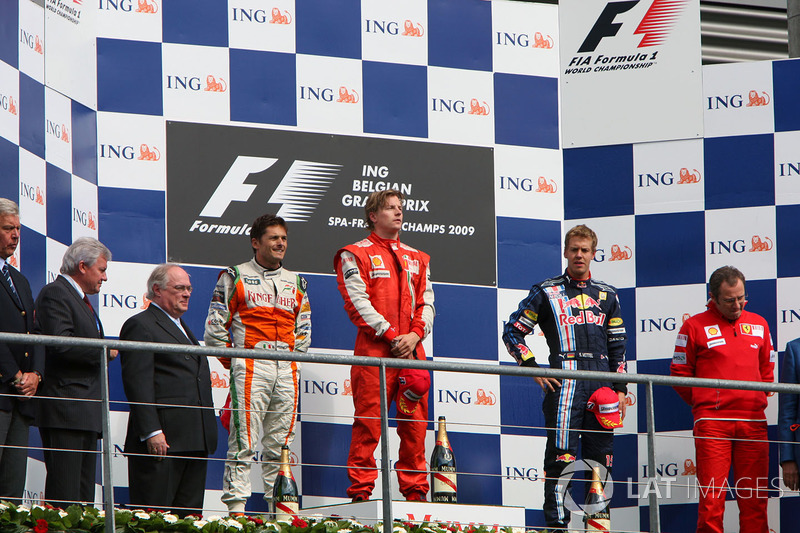 2009: Kimi Raikkonen