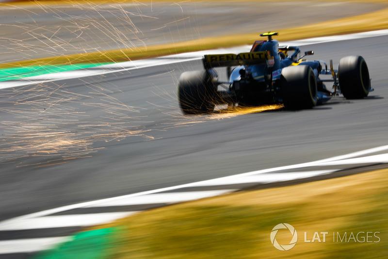 16. Карлос Сайнс-мол., Renault Sport F1 Team R.S. 18