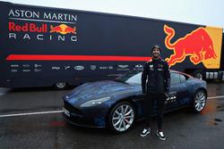 Daniel Ricciardo, Red Bull Racing, Aston Martin DB11