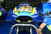 Suzuki's new fairing